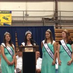 Miss Enterprise Royalty Ribbon Cutting
