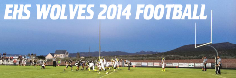 EHS Football 2014 Schedule