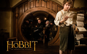 Library Movies (April 17th at 2:30) The Hobbit Part 1
