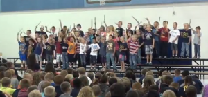Enterprise Elementary End of Year Concert