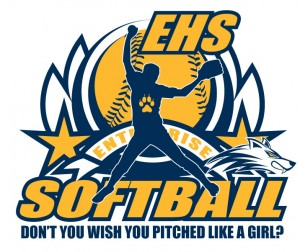 EHS Softball Beats Kanab 13-1