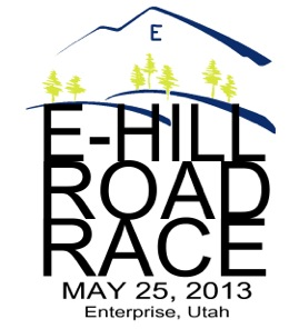 E-hill Road Race Main Course – 4.5 Miles and Youth Course (May 25, 2013)