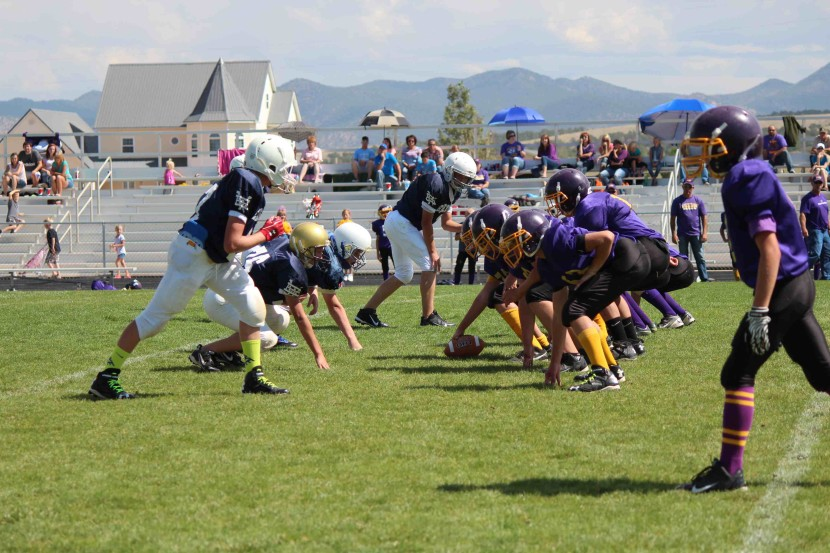 Youth Tackle Football 5th-8th Grade Registration