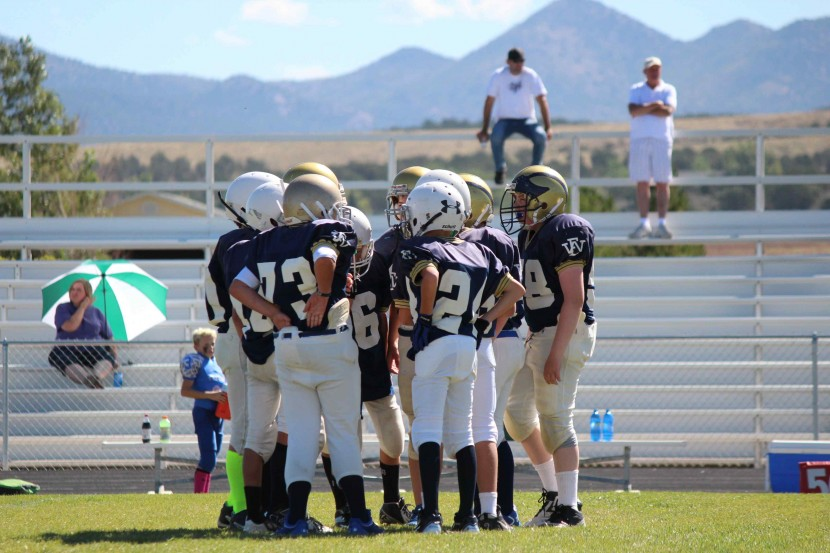5th and 6th Grade Football Roster and Depth Chart
