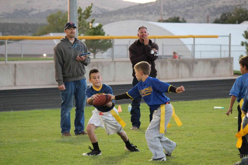 Flag Football Pictures (Sept. 18 & 30) *TIME CHANGE