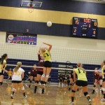Enterprise high Volleyball vs Pineview 25