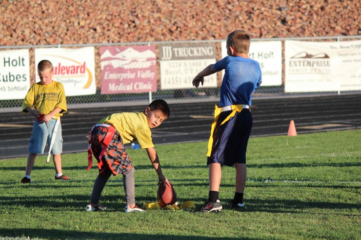 Flag Football Enterprise 1