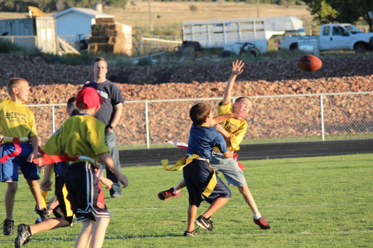 Flag Football Enterprise 10