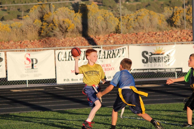 Flag Football Enterprise 11