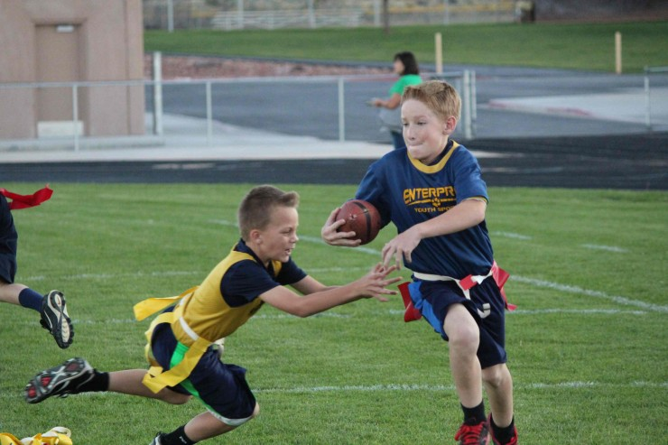 Flag Football Enterprise 13