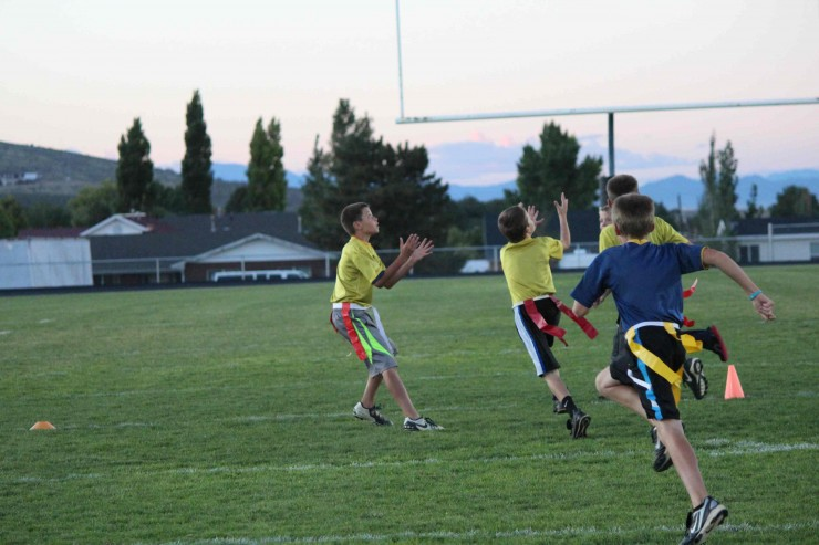 Flag Football Enterprise 16