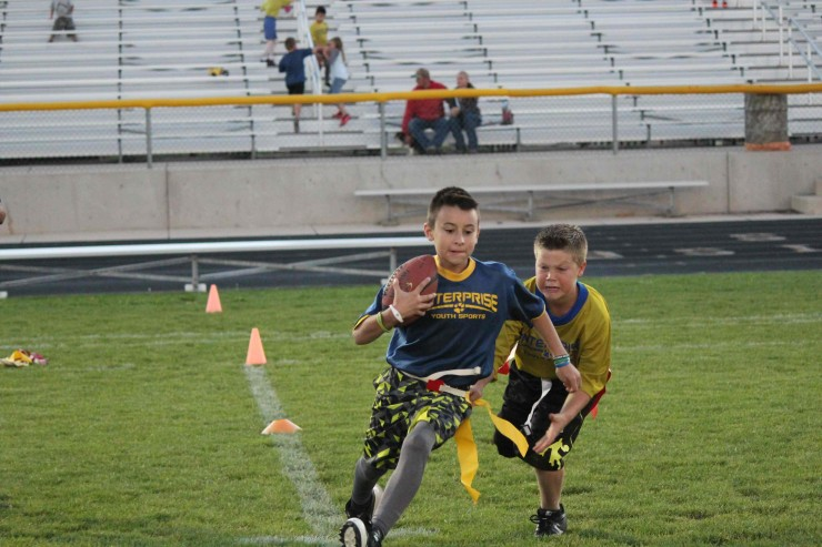 Flag Football Enterprise 17