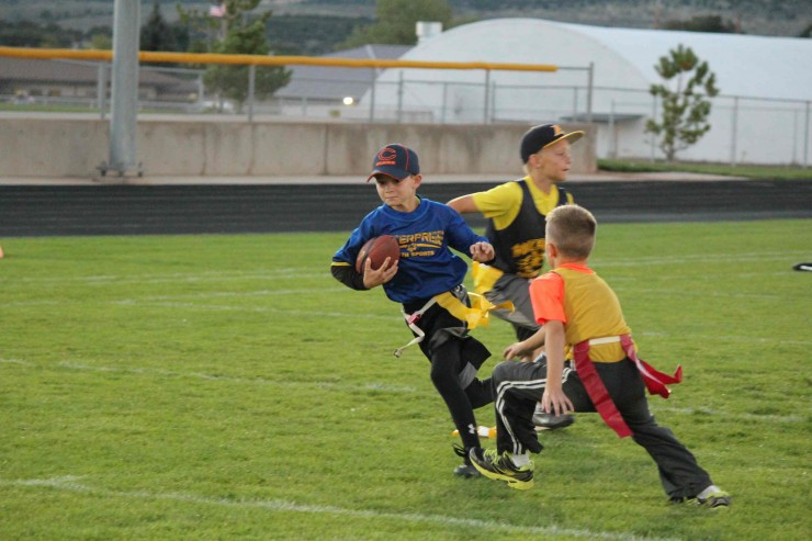 Flag Football Enterprise 19