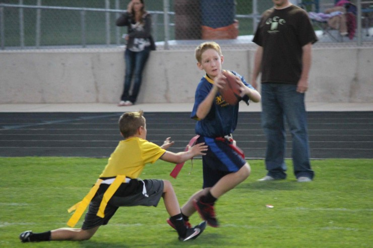 Flag Football Enterprise 23