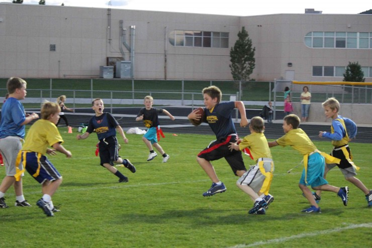 Flag Football Enterprise 24