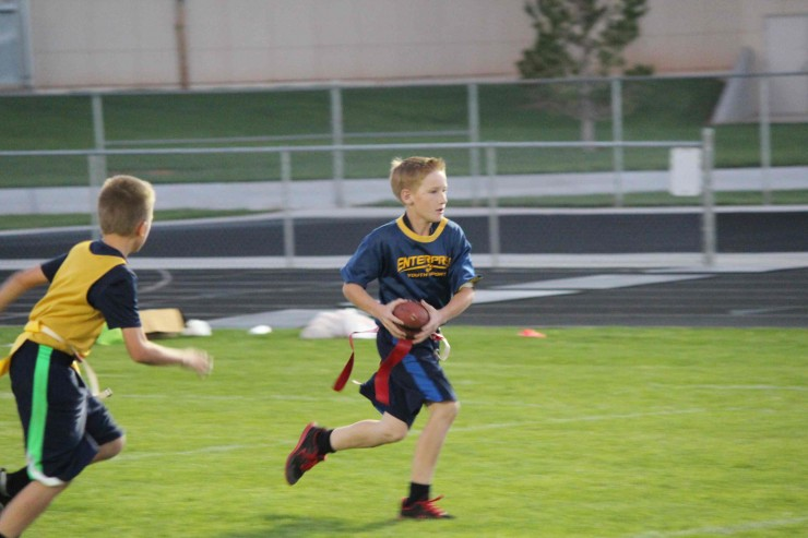 Flag Football Enterprise 25
