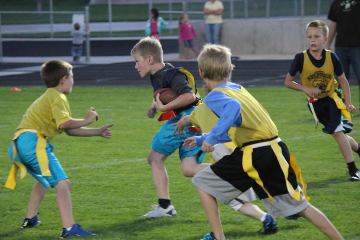 Flag Football Enterprise 26