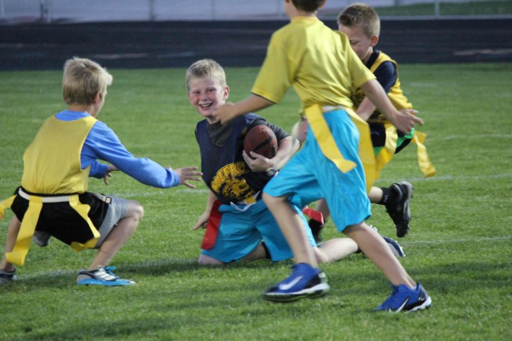 Flag Football Enterprise 27