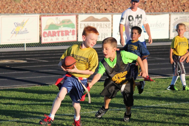 Flag Football Enterprise 5
