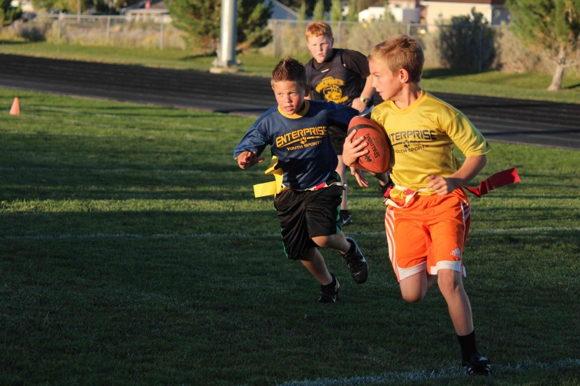Enterprise Flag Football Game 2