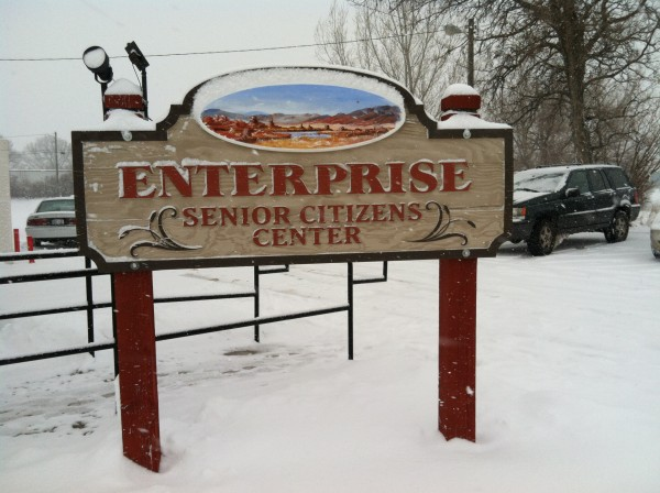 Enterprise Senior Center April Calendar