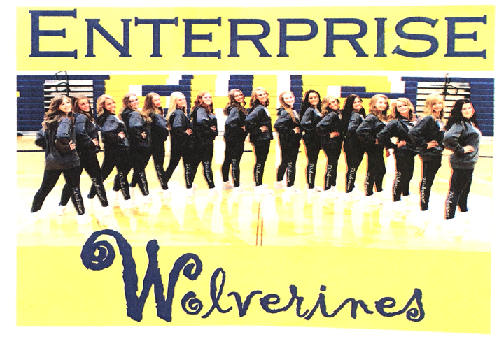 EHS Wolverines Junior Dance Clinic (Sept 16-18)