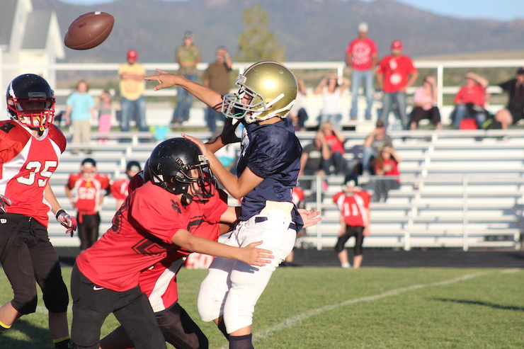 Enterprise City Football: 5th-6th Grade Remains in the Hunt for Their Championship