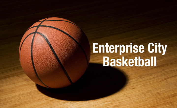 Enterprise City 7th and 8th Grade Basketball Registration