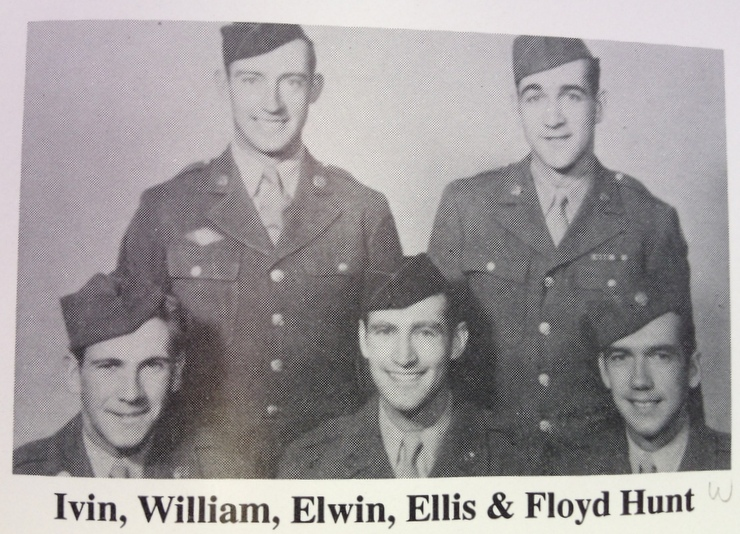 Enterprise Stories-Our WWII Servicemen