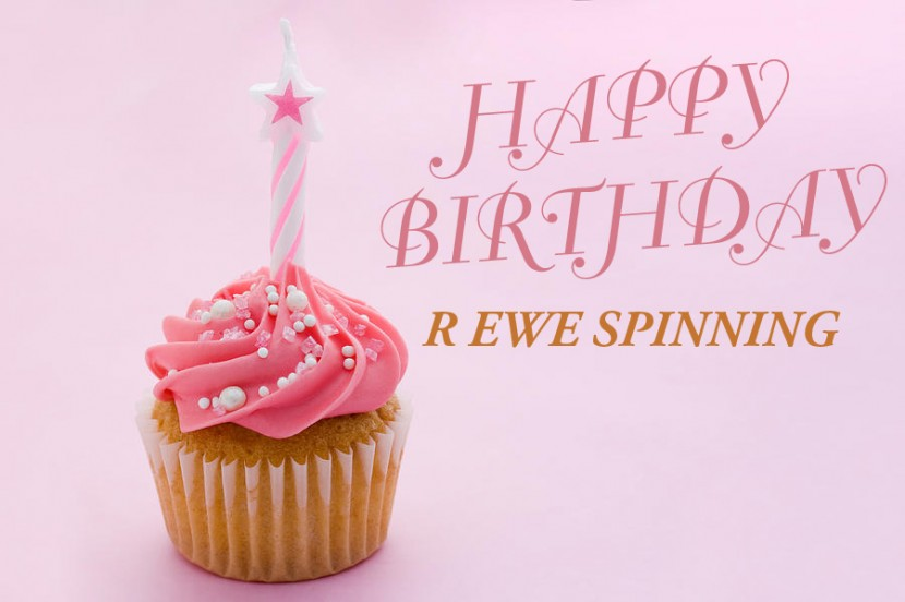 R Ewe Spinning is Turning 6! Come Celebrate