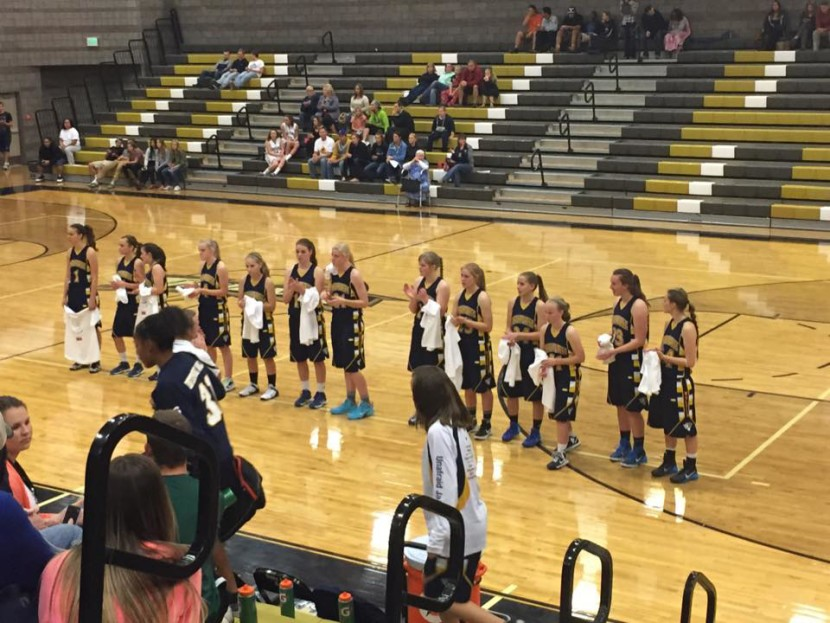 EHS Lady Wolves: LIVE! Enterprise vs Cedar