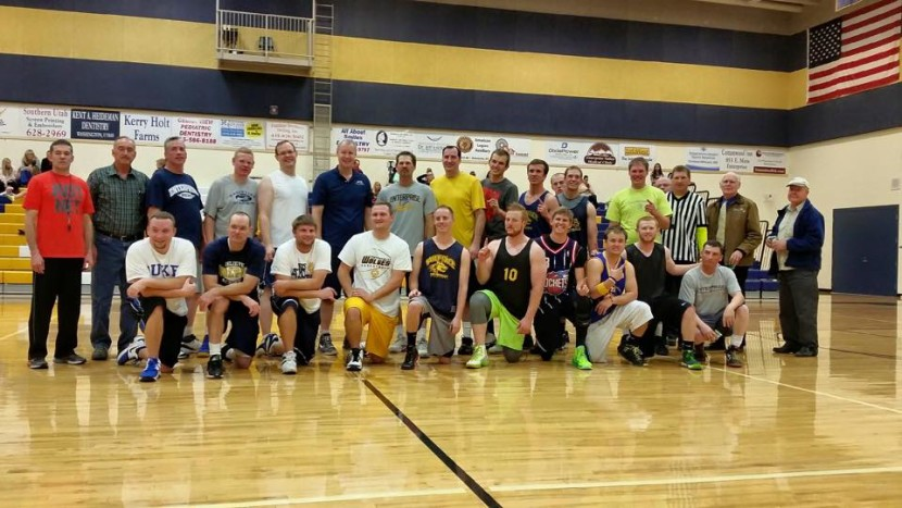 EHS Alumni Game 2015