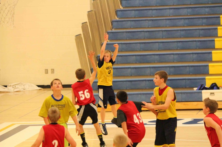 Enterprise city Basketball 11