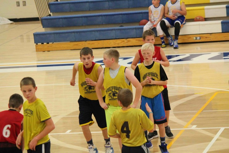 Enterprise city Basketball 16