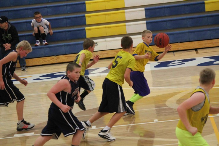Enterprise city Basketball 2