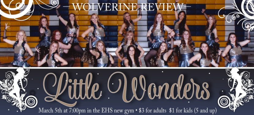 Watch the EHS Wolverine Review LIVE! 7pm -March 5th