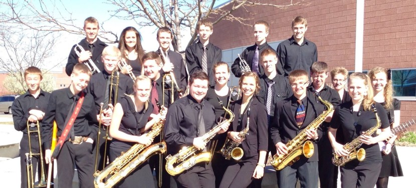 EHS Jazz Band Return From State