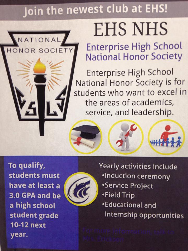 EHS National Honor Society