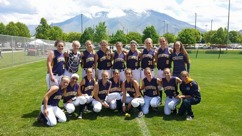 Lady Wolves Softball Take 3rd at State