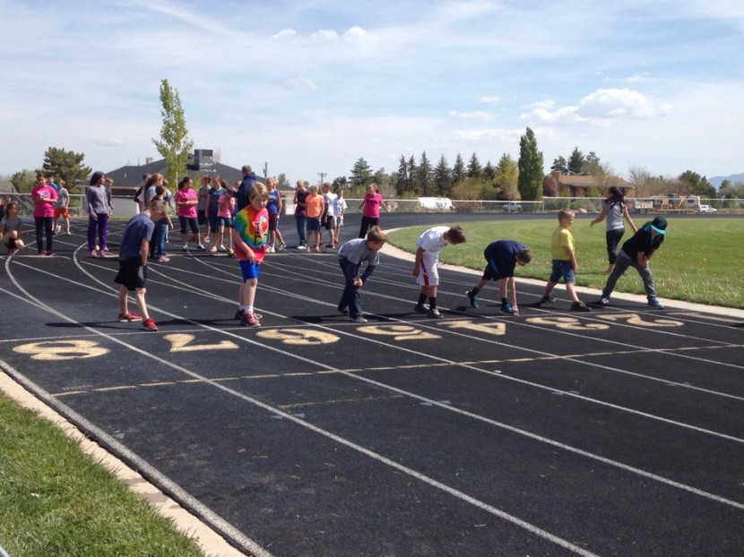 Enterprise Elementary 2015 Track Results