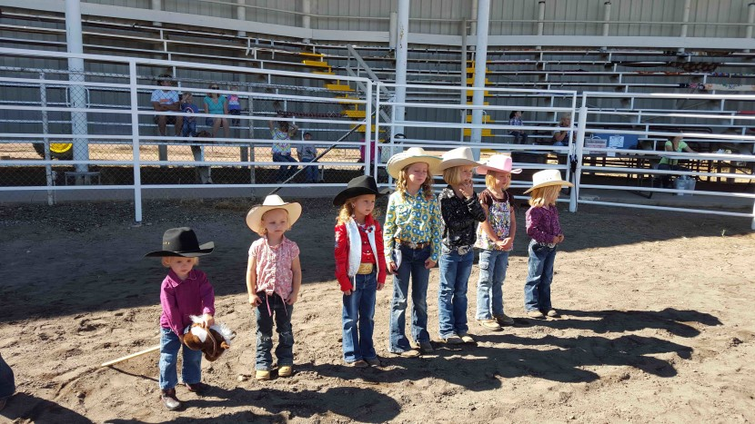 Little Buckaroo Rodeo and Little Miss Rodeo Pageant