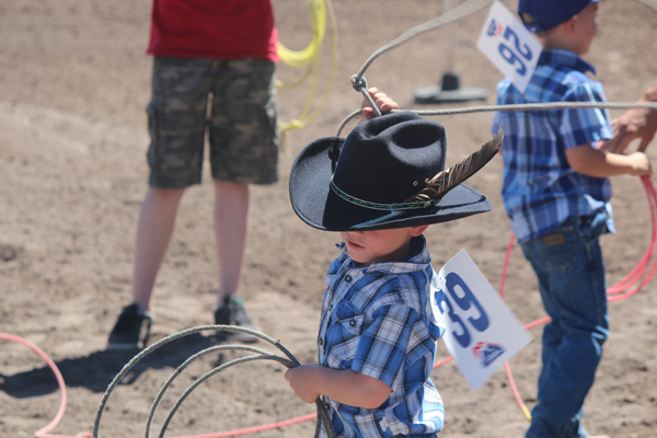 Stick Horse/Little Buckaroo Rodeo July 23rd
