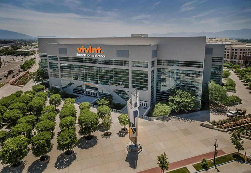 EnergySolutions Arena Renamed to Vivint Smart Home Arena