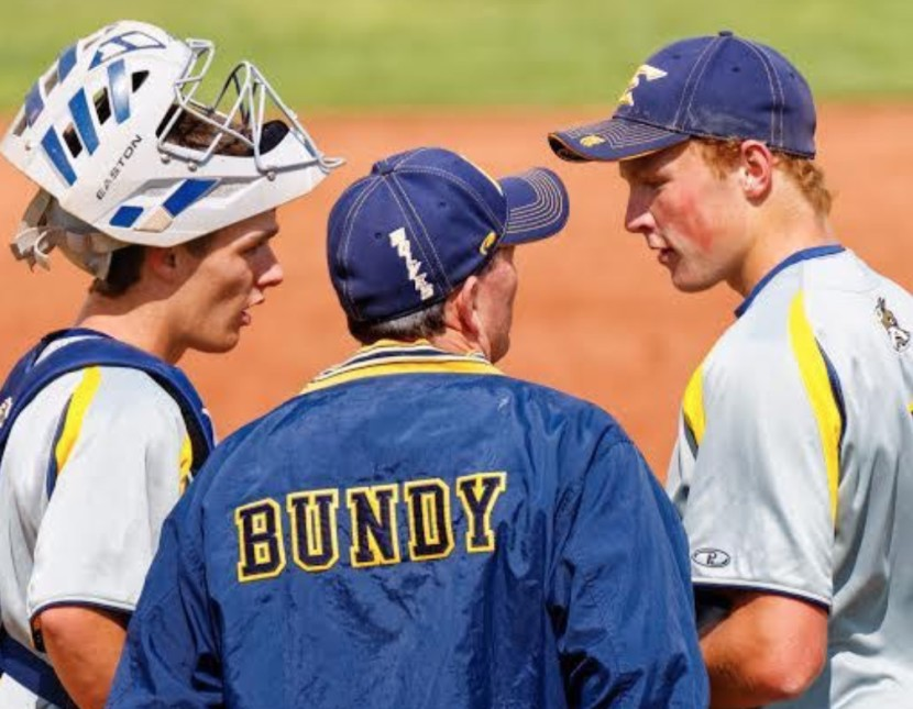 Kyle Bundy Named High School Baseball Coach of the Year