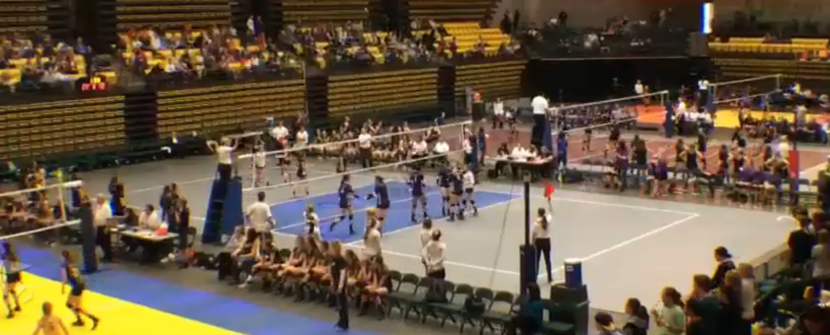 Enterprise State Volleyball Day 2 Live!