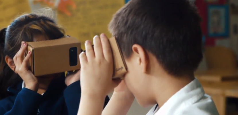 Google Aims to Change School Field Trips with Virtual-Reality