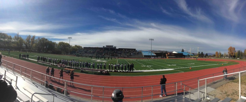 Enterprise High Takes on South Summit in the 2A State Football Quarterfinals Live