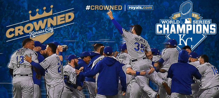 Royals Are World Series Champions