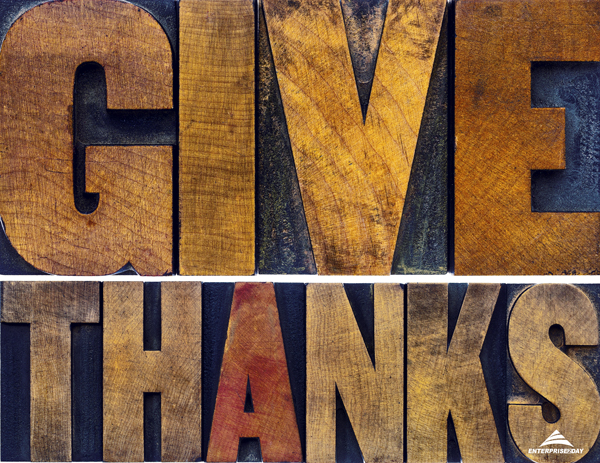 5 Ways to Give Thanks on Thanksgiving