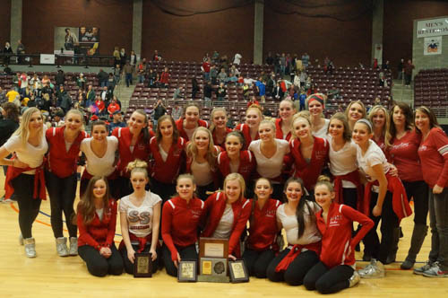 South Sevier 1st overall in 2A Region Drill - Photo by Jill Anderson